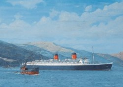 'RMS Queen Elizabeth - Fit for a Queen'