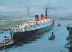 'RMS Queen Mary ~ The Legend Begins'